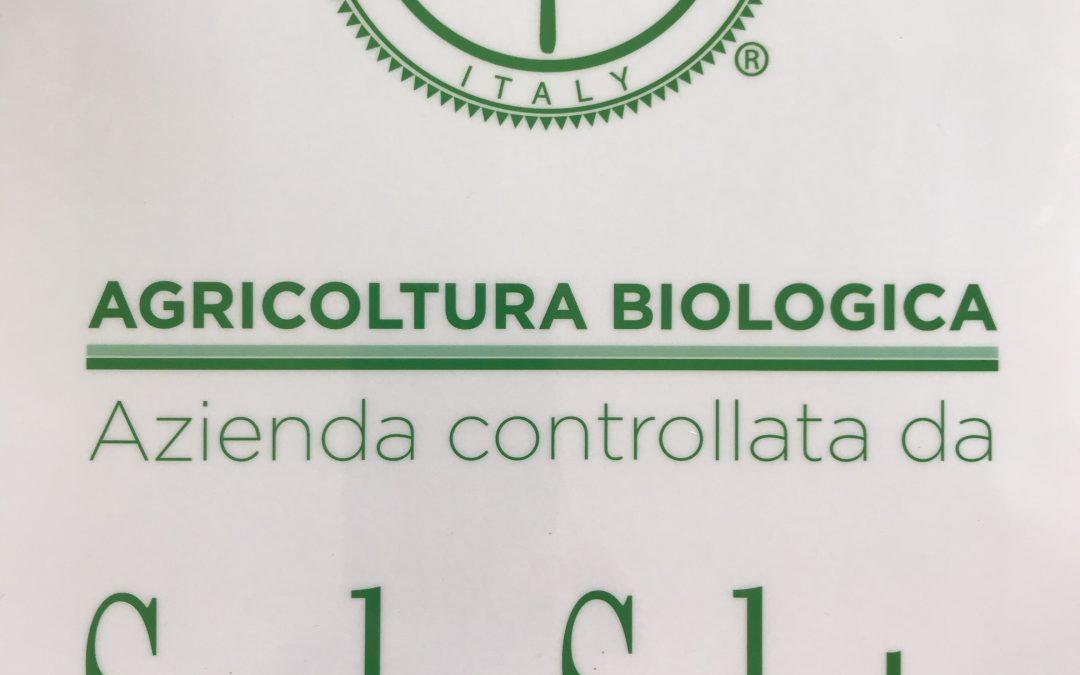 Agricoltura Biologica, una scelta consapevole.