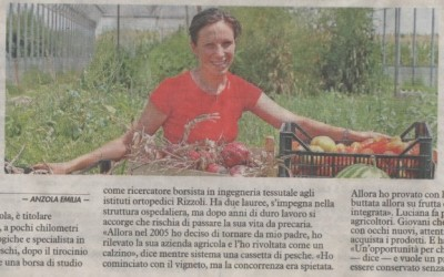 Luciana De Franceschi: la storia