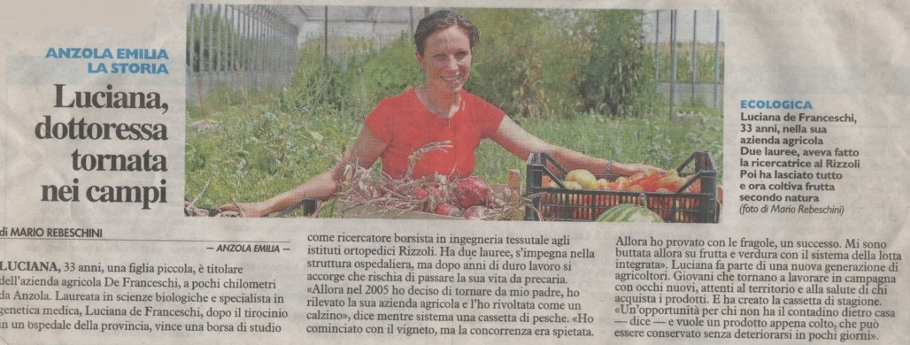 Luciana De Franceschi
